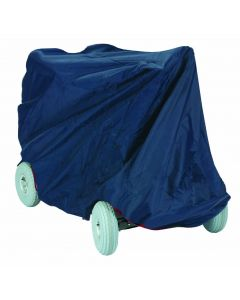 Regenabdeckhaube Elektromobil 2 Sitzer